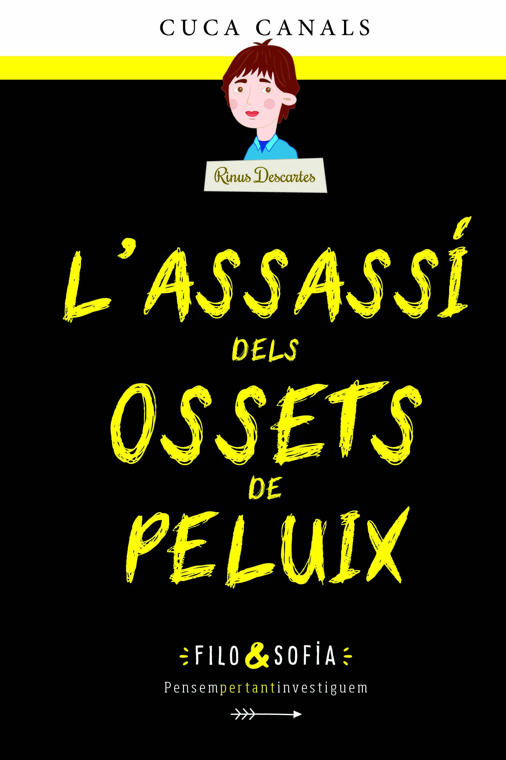 FILO & SOFIA 1 L ASSASSI DELS OSSETS DE PELUIX