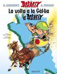 ASTERIX LA VOLTA A LA GÀL·LIA