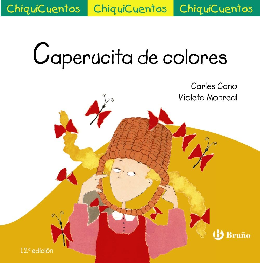 CAPERUCITA DE COLORES