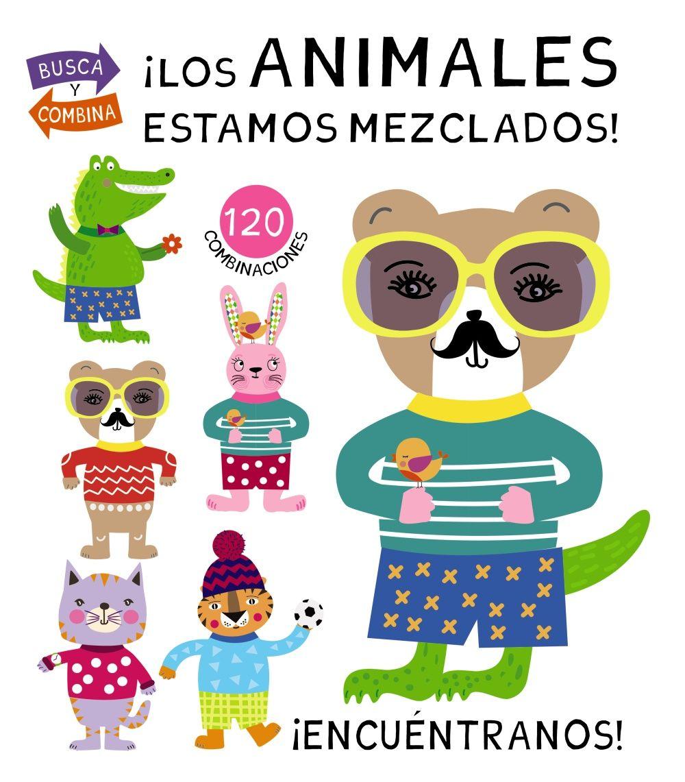 ANIMALES MEZCLADOS LOS