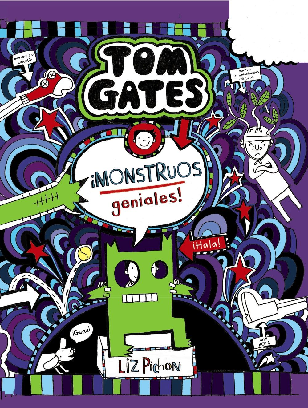 TOM GATES MONSTRUOS GENIALES
