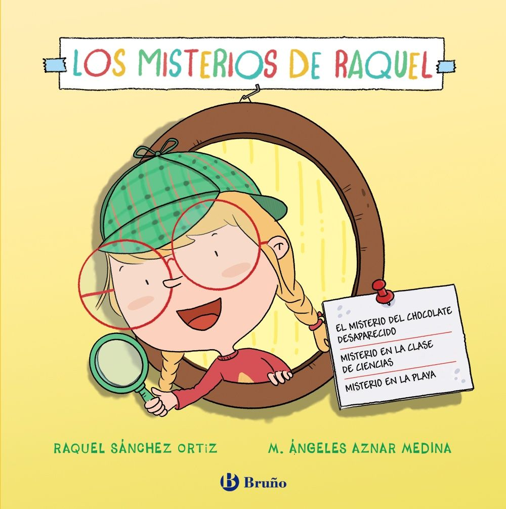 MISTERIOS DE RAQUEL