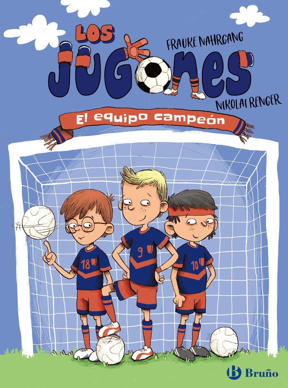 JUGONES 1 EQUIPO CAMPEON