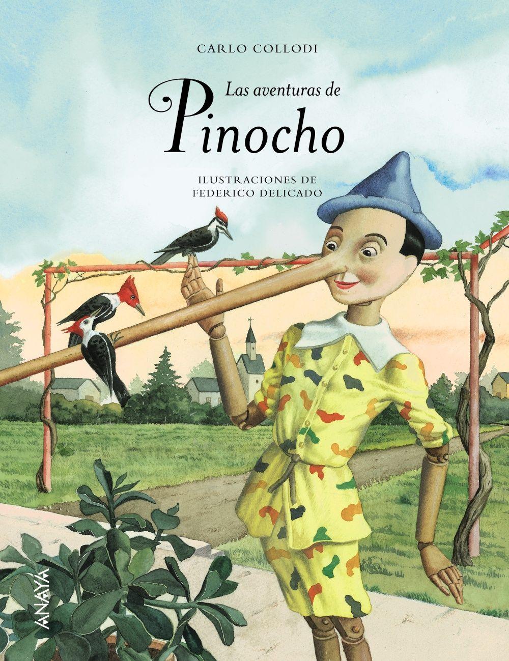 AVENTURAS DE PINOCHO LAS