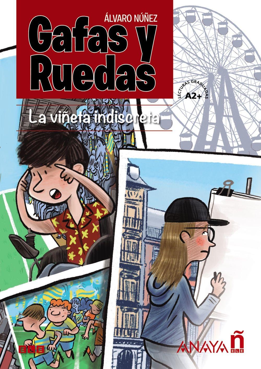 GAFAS Y RUEDAS LA VIÑETA INDISCRETA
