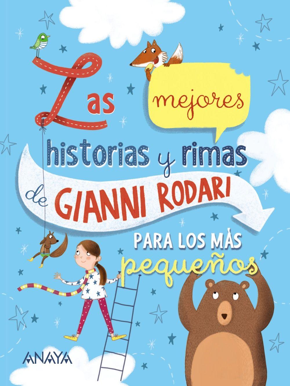 MEJORES HISTORIAS Y RIMAS DE GIANNI RODARI LAS