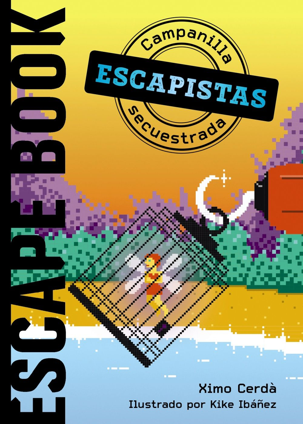 ESCAPE BOOK ESCAPISTAS CAMPANILLA SECUESTRADA