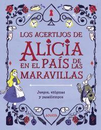 ACERTIJOS DE ALICIA