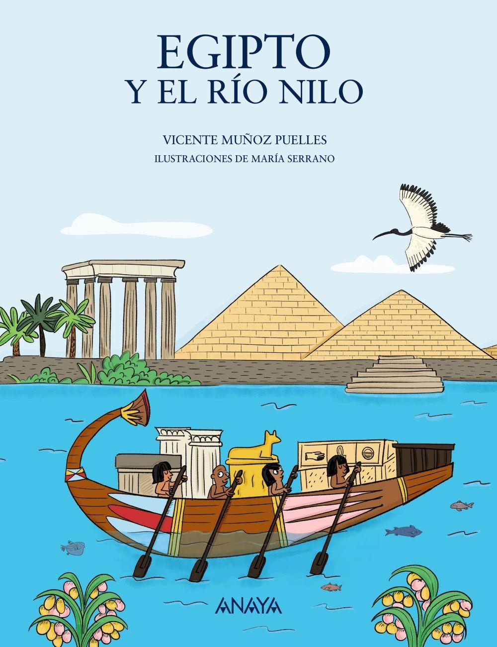 EGIPTO Y EL RIO NILO