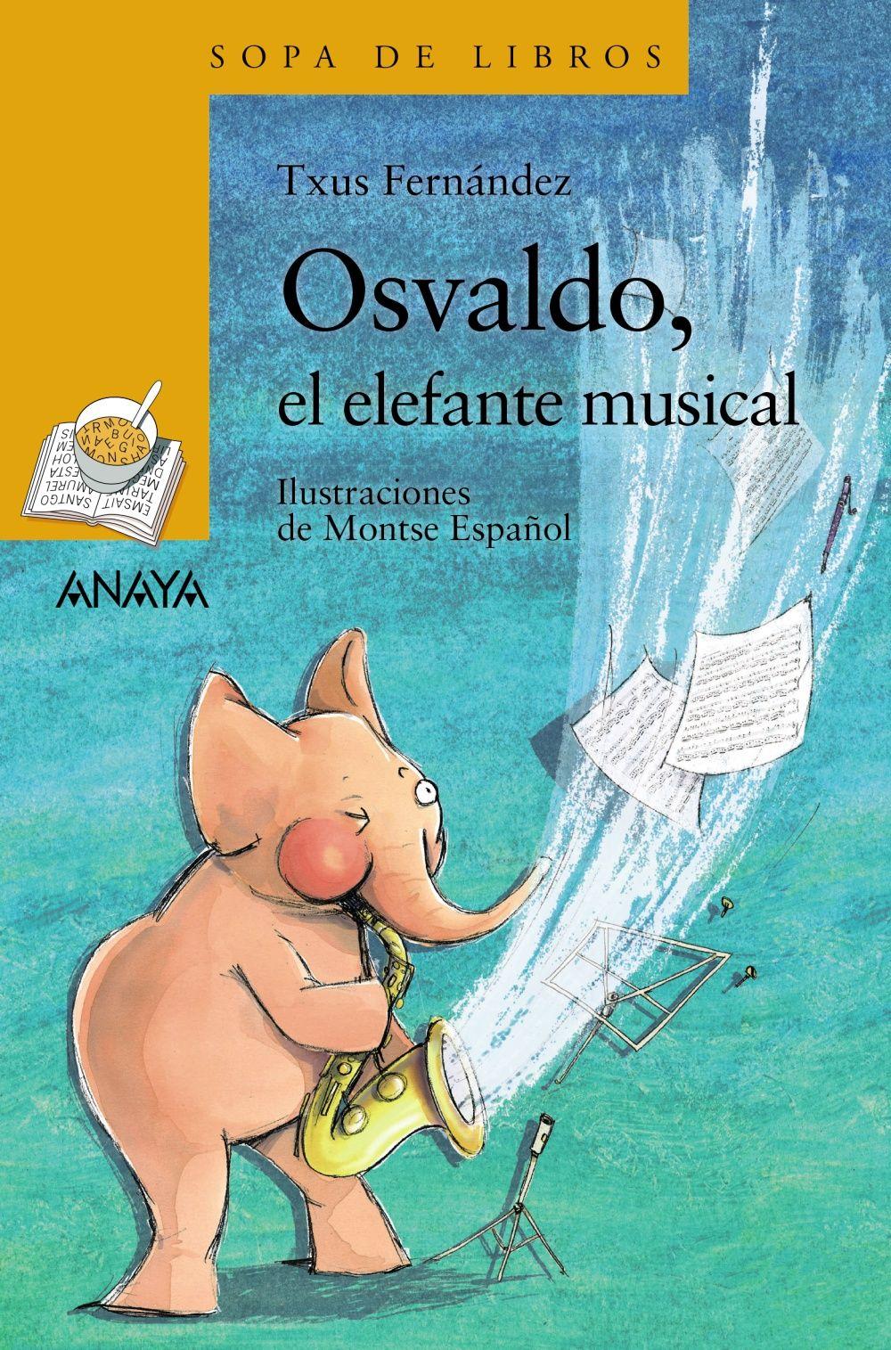 OSVALDO EL ELEFANTE MUSICAL