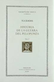 HISTÒRIA DE LA GUERRA DEL PELOPONÈS, VOL. VII (LLIBRE VII)