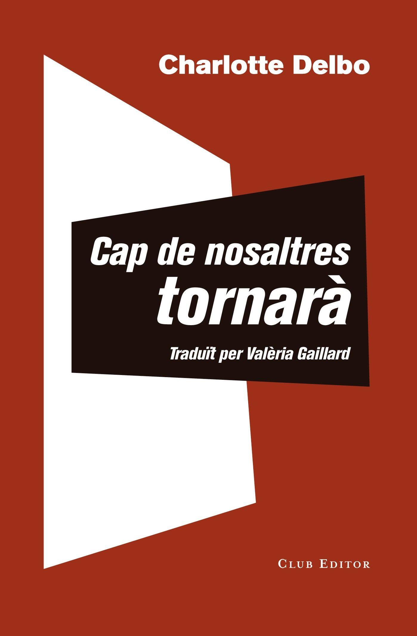 CAP DE NOSALTRES TORNARA