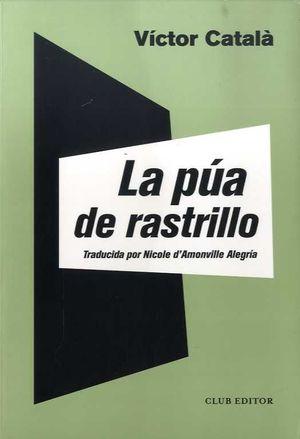 PÚA DE RASTRILLO LA