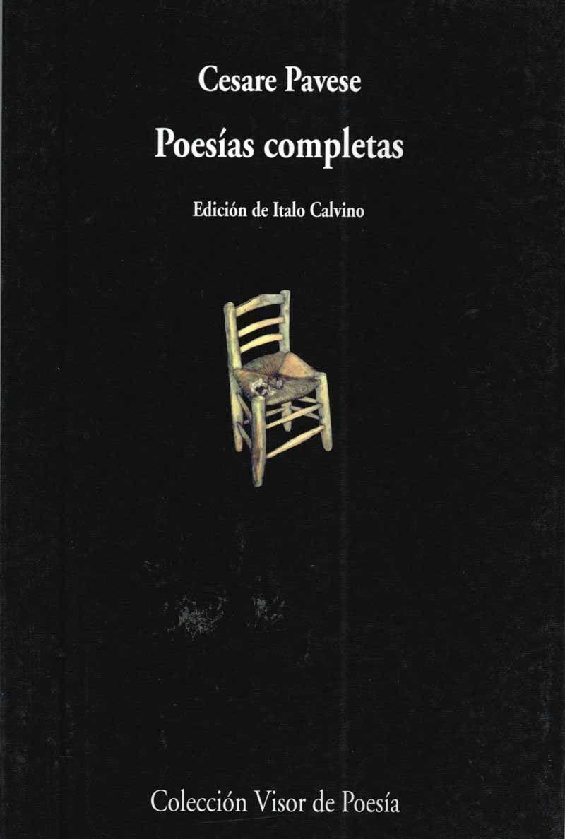 POESIAS COMPLETAS C.PAVESE