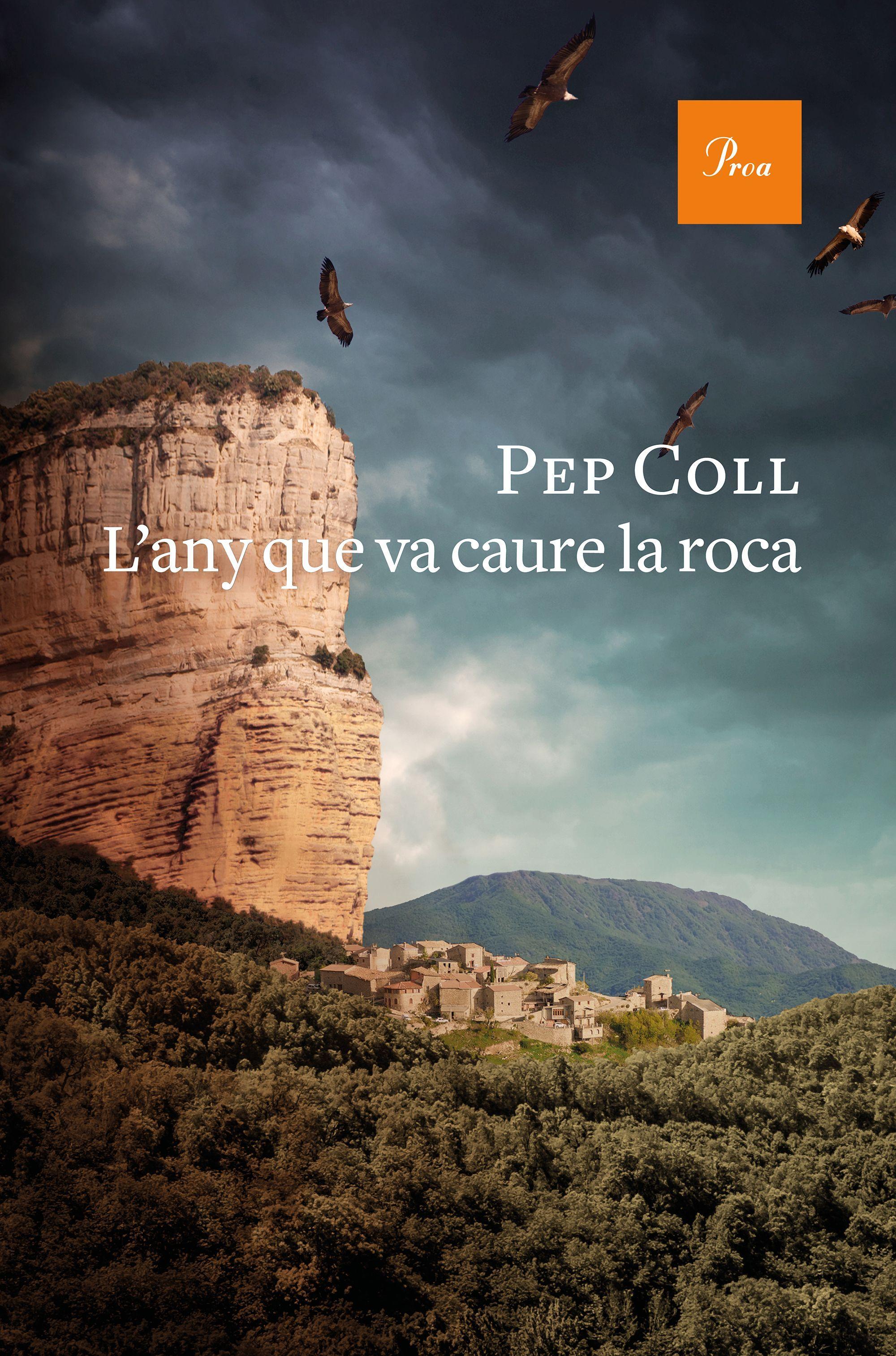 ANY QUE VA CAURE LA ROCA L