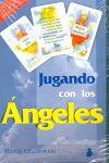 JUGANDO CON LOS ANGELES ESTUCHE AZUL