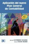 APLICACION DEL NUEVO PLAN GENERAL DE CONTABILIDAD