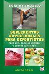 GUIA DE BOLSILLO SUPLEMENTOS NUTRICIONALES PARA DEPORTISTAS