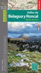 BELAGUA Y RONCAL, VALLES DE 1:25.000 -ALPINA