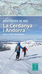 CERDANYA I ANDORRA -MUNTANYES DE NEU [MAPA 1:40.000] ALPINA