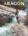 ARAGON GUIA DE VIAS VERDES, CAMINOS NATURALES