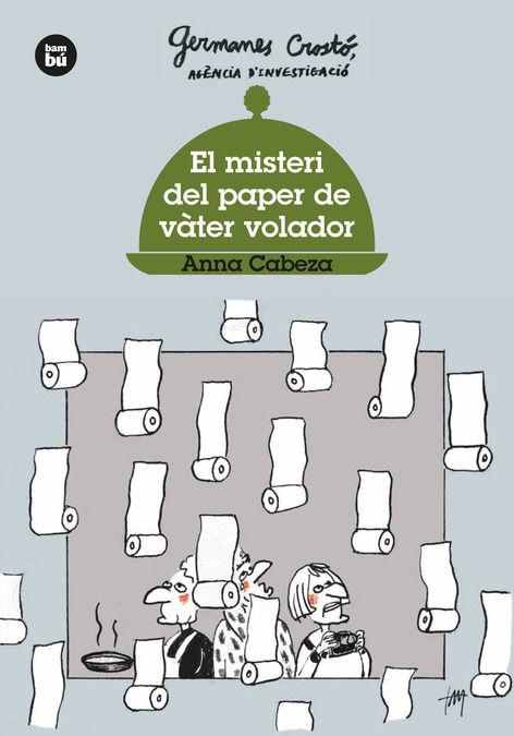 MISTERI DEL PAPER DE VATER VOLADOR GERMANES CROSTO