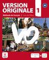 VERSION ORIGINALE 1 ALUMNO+CD+DVD