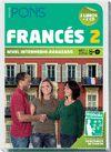 CURSO PONS FRANCES+DVD 2