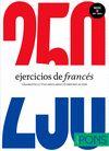 250 EJERCICIOS DE FRANCES + CD MP3