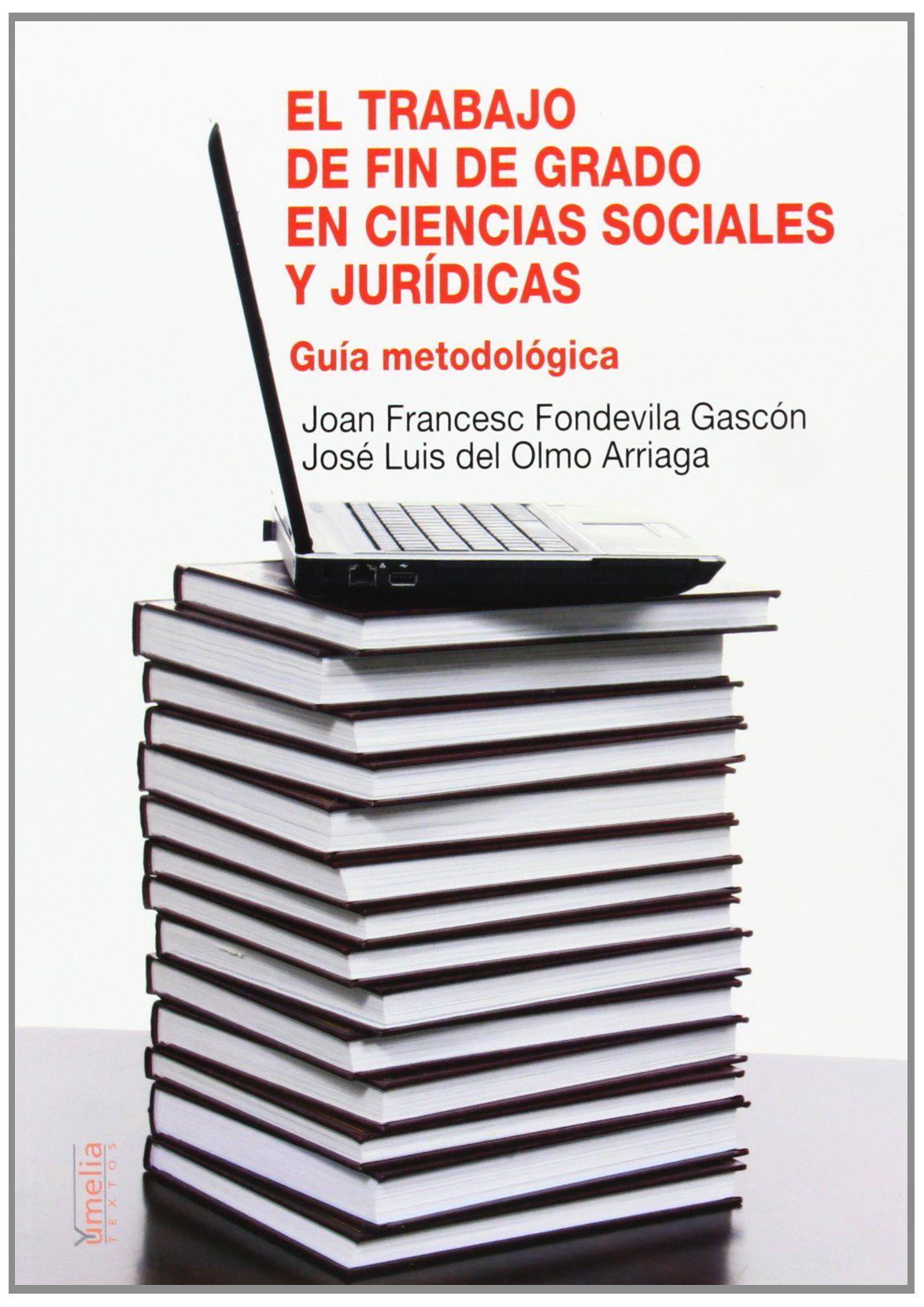 TRABAJO DE FIN DE GRADO EN CIENCIAS SOCIALES Y JURÍDICAS