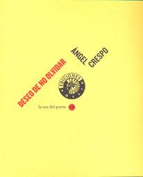 DESEO DE NO OLVIDAR + CD