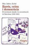 BARRIS VEÏNS I DEMOCRÀCIA