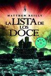 LISTA DE LOS DOCE LA