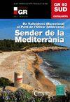 GR 92 SUD SENDER DE LA MEDITERRANIA -ALPINA