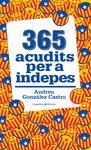 365 ACUDITS PER A INDEPES