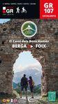 GR 107 EL CAMI DELS BONS HOMES BERGA FOIX ALPINA