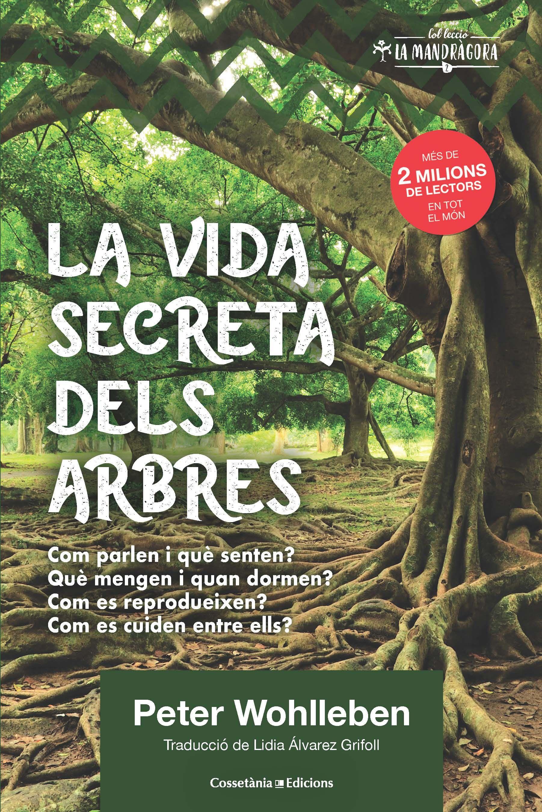VIDA SECRETA DELS ARBRES LA