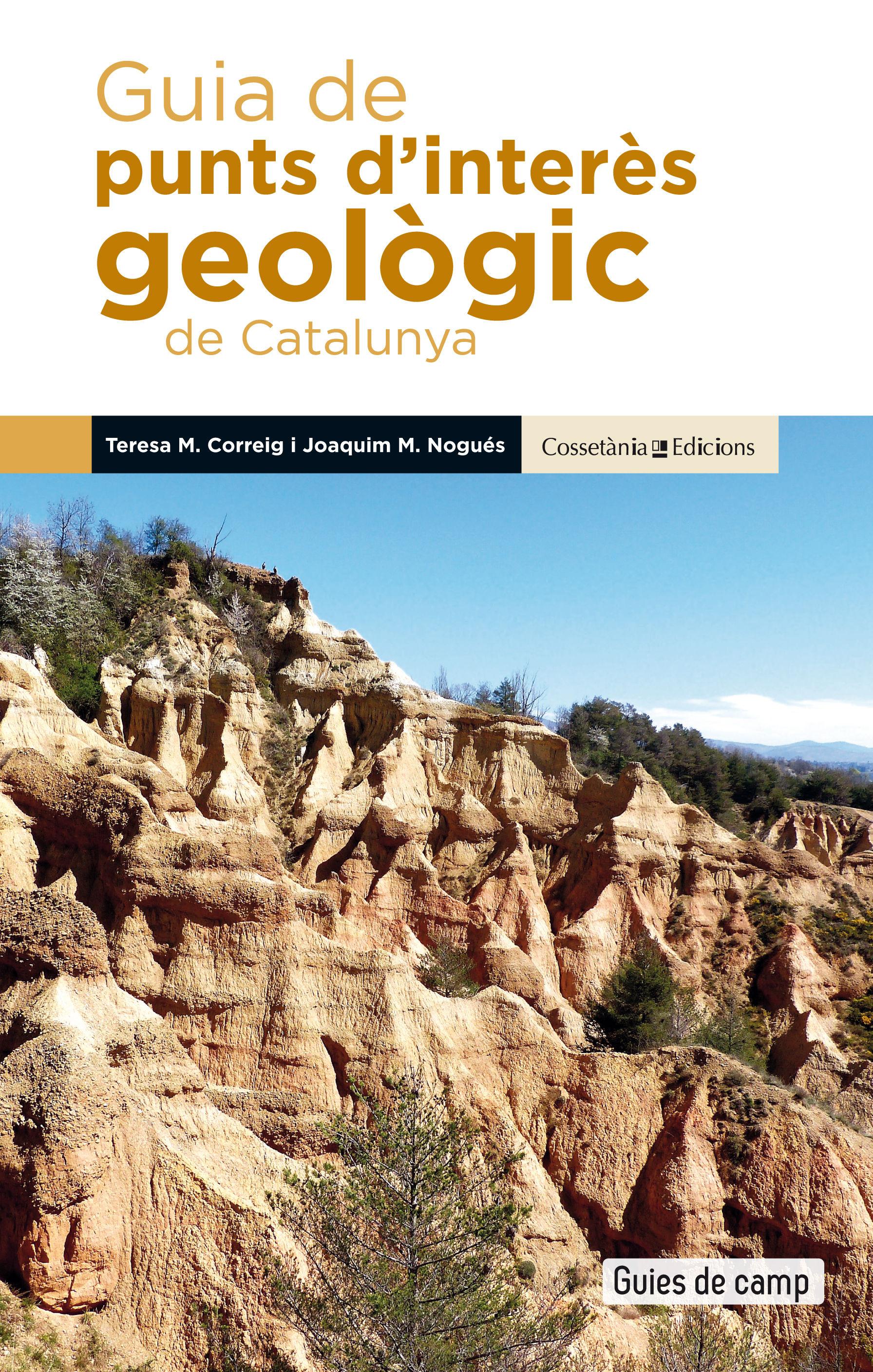 GUIA DE PUNTS D INTERES GEOLOGIC DE CATALUNYA