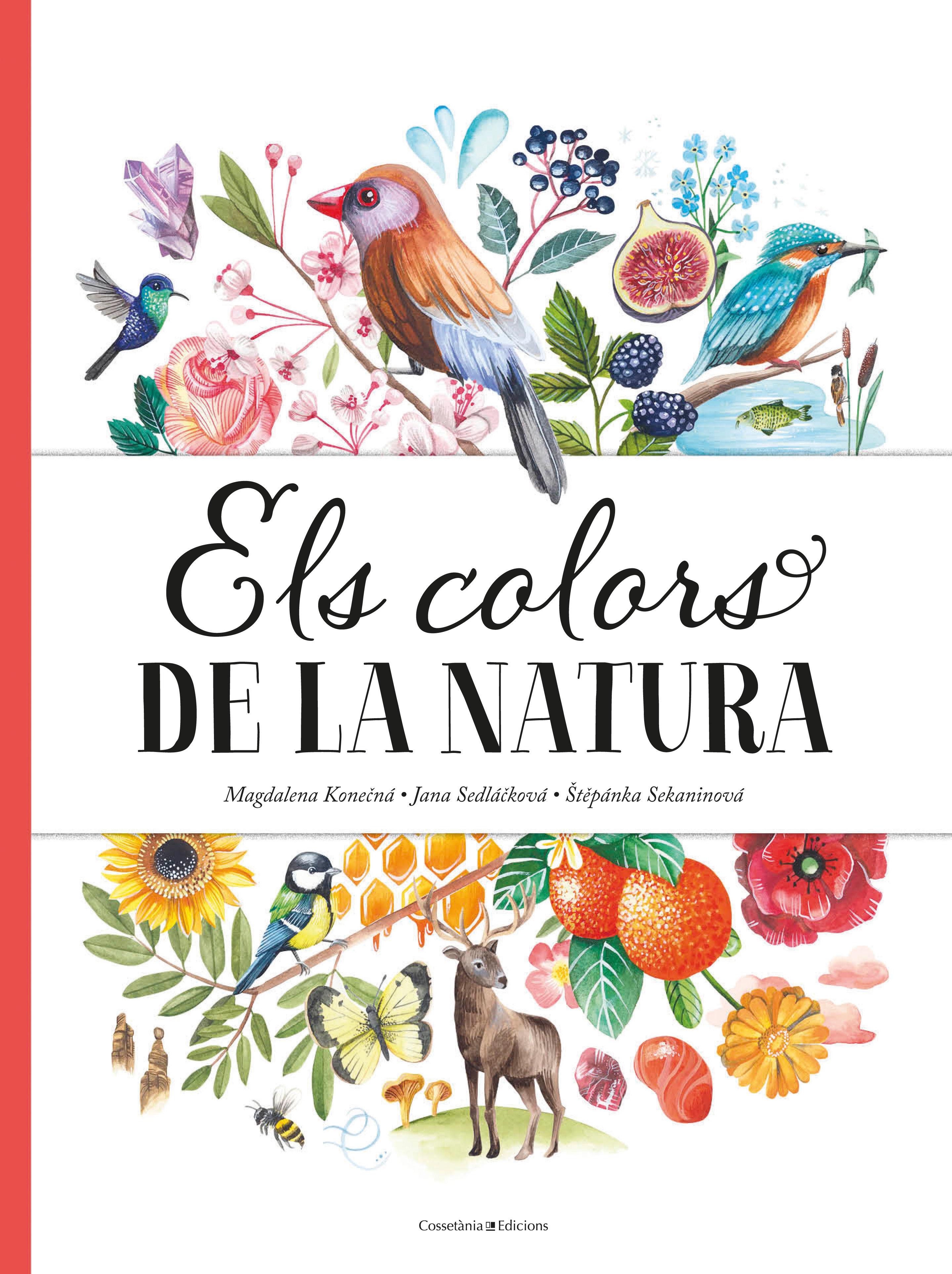 COLORS DE LA NATURA ELS