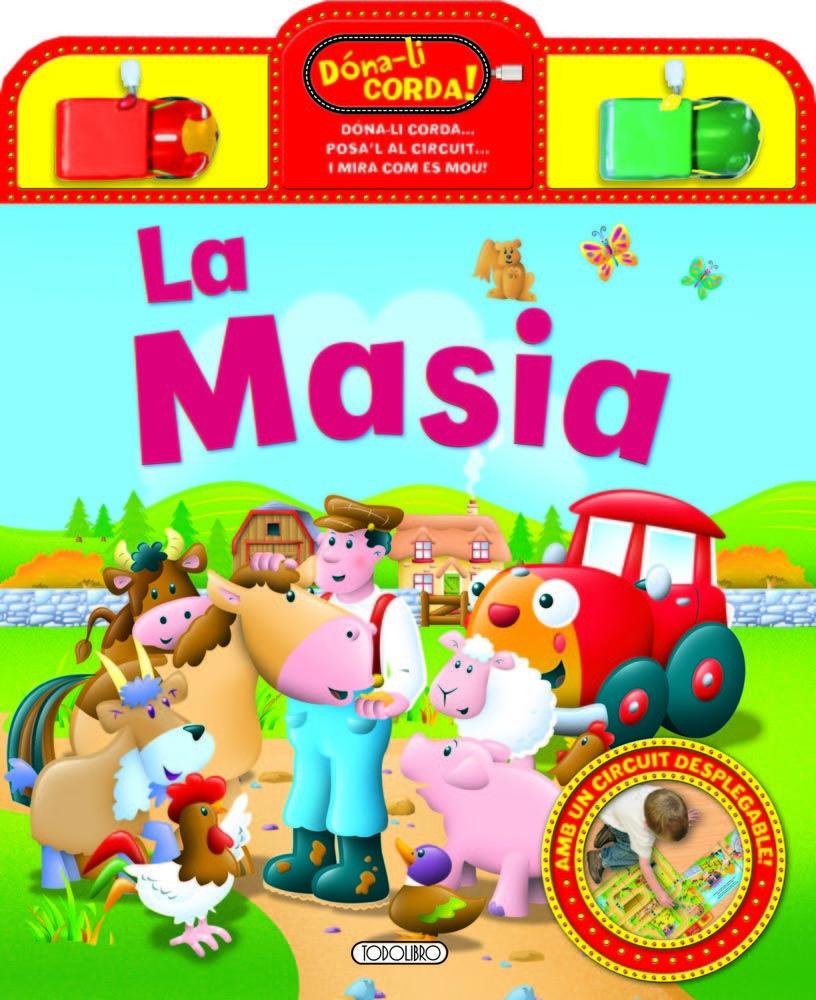 MASIA LA (DONA-LI CORDA)