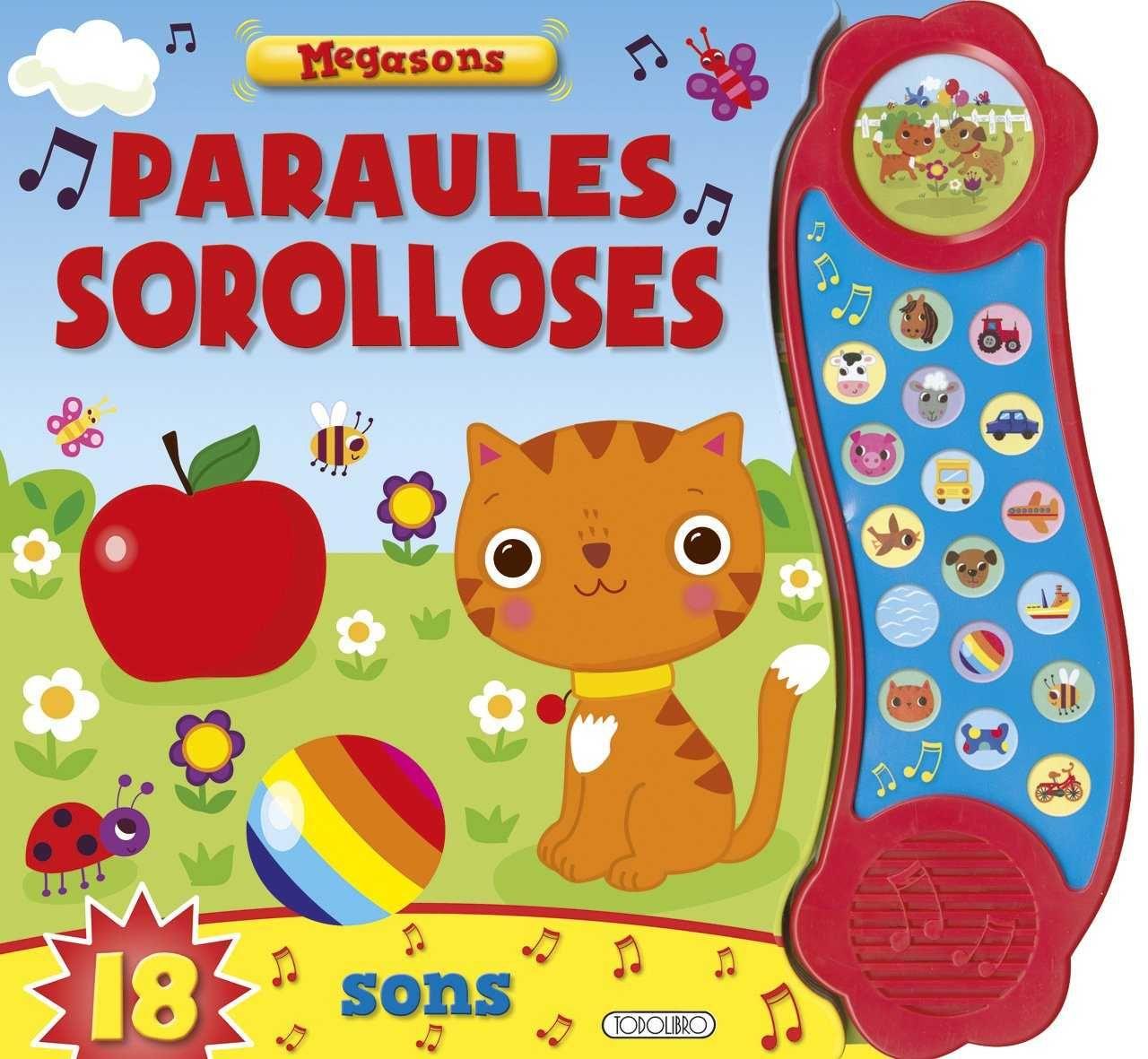 PARAULES SOROLLOSES MEGASONS