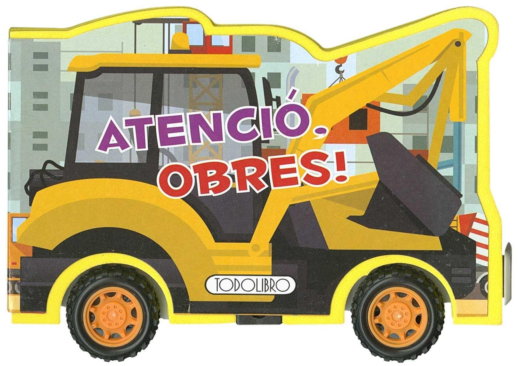 ATENCIO OBRES LLIBRE COTXE