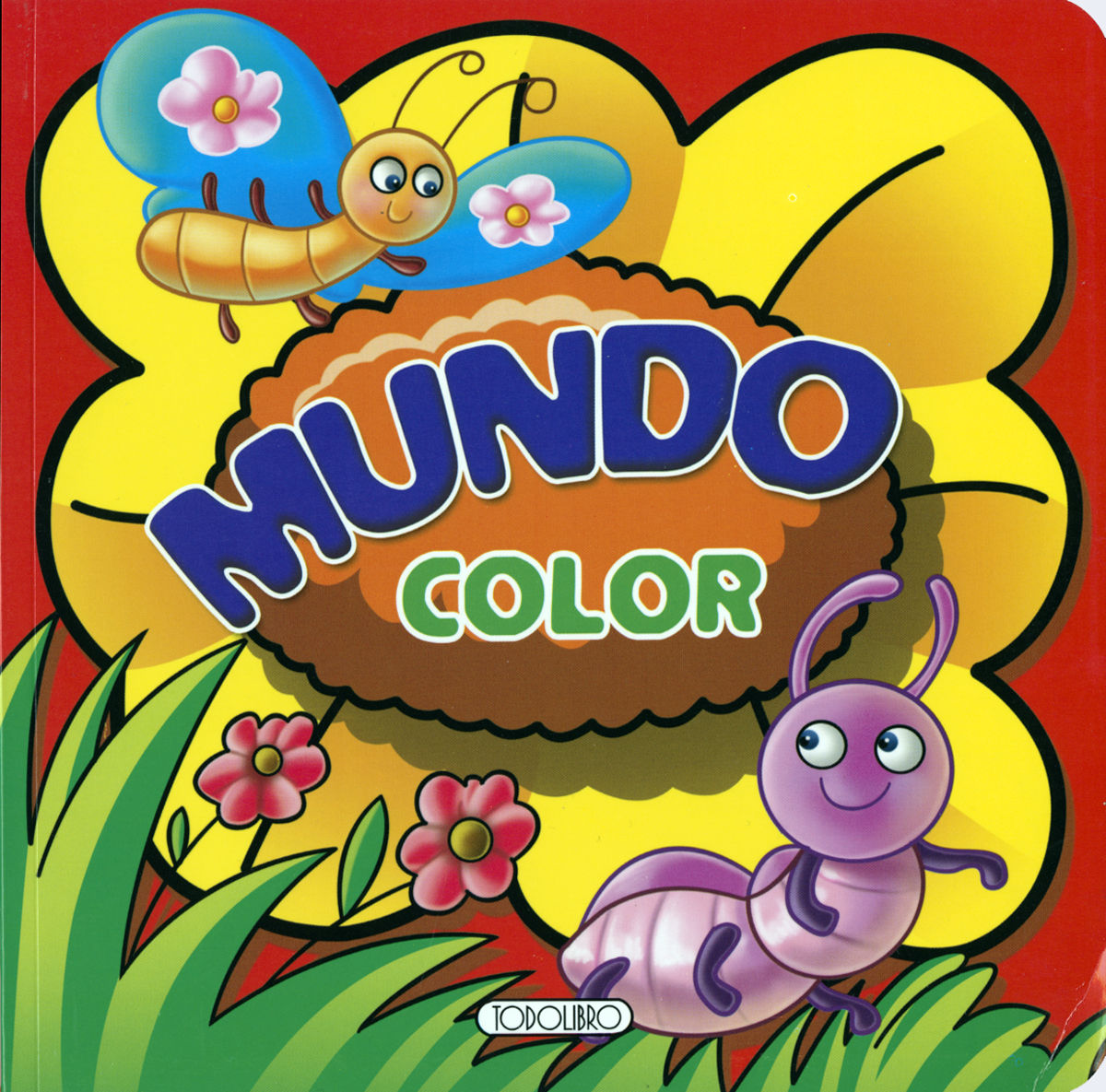 MUNDO COLOR (ROJO)