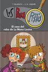 BUSCA PISTAS 03 EL CASO DEL ROBO DE LA MONA LOUISA