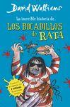 INCREIBLE HISTORIA DE LOS BOCADILLOS DE RATA LA