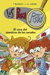 BUSCA PISTAS 6 EL CASO DEL MONSTRUO DE LOS CEREALES