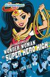 AVENTURAS DE WONDER WOMAN EN SUPER HERO HIGH LAS