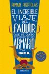 INCREIBLE VIAJE DEL FAQUIR QUE SE QUEDO ATRAPADOP EN UN ARMARIO DE IKEA