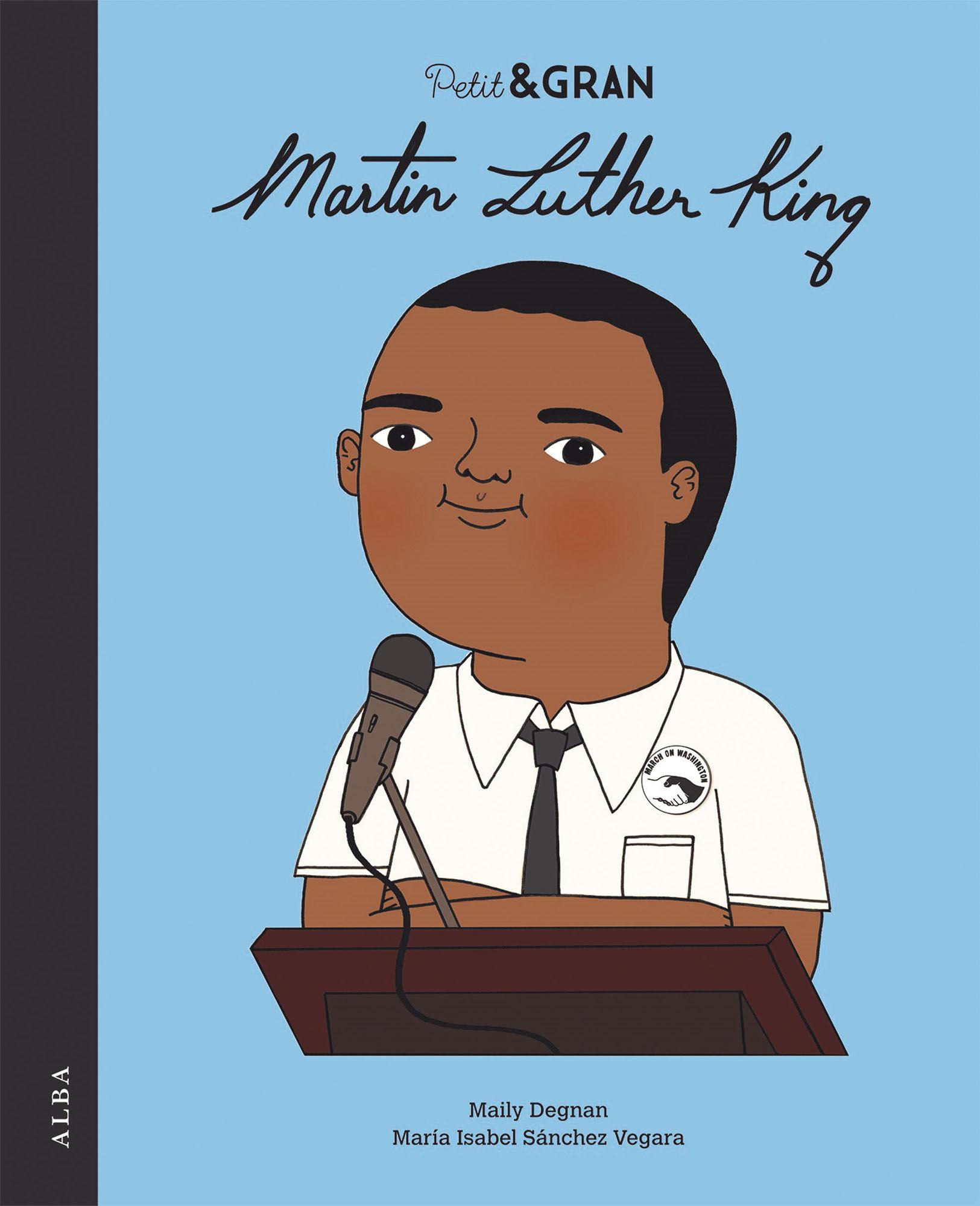 PETIT I GRAN MARTIN LUTHER KING