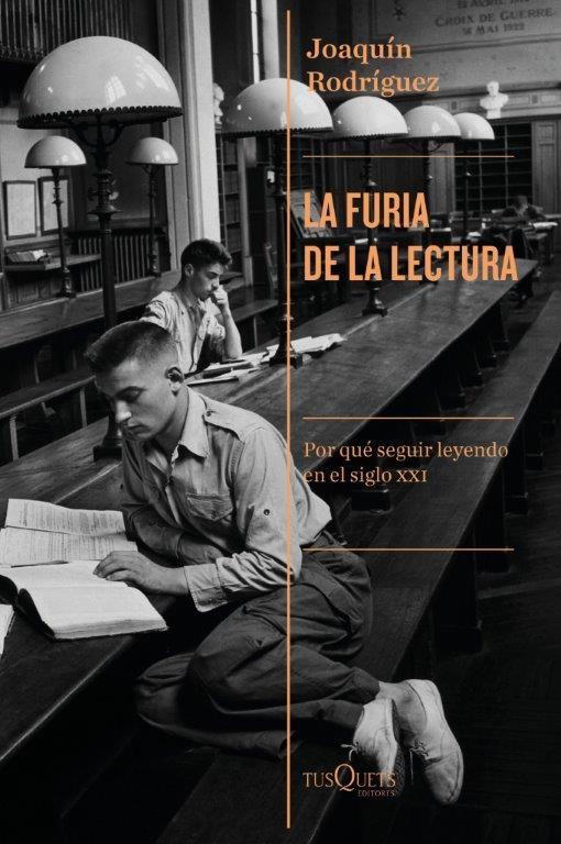 FURIA DE LA LECTURA LA